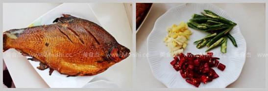 香辣熏鱼的做法大全
