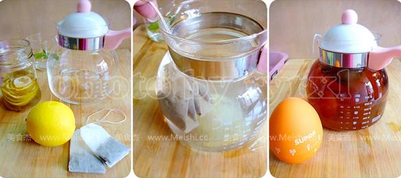 柠檬冰红茶的做法大全