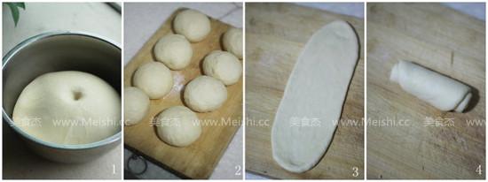 脆底蜂蜜小面包的做法大全