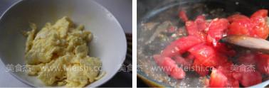 番茄炒蛋的简单做法