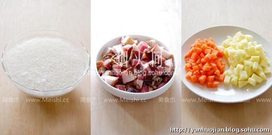 腊肉焖饭的做法大全