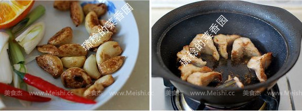 蒜子烧鳗鱼的简单做法