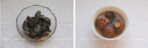 海参文蛤滋补汤的做法图解