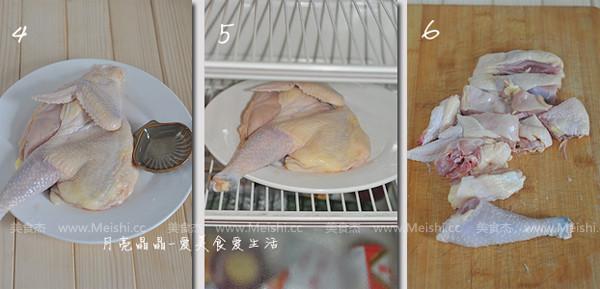 肥西老母鸡汤的做法图解