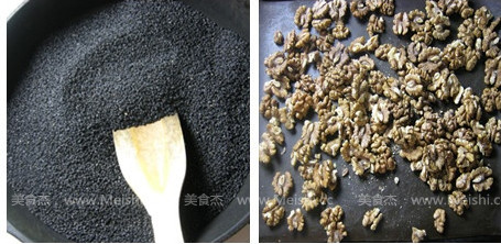 核桃红枣阿胶糕的家常做法