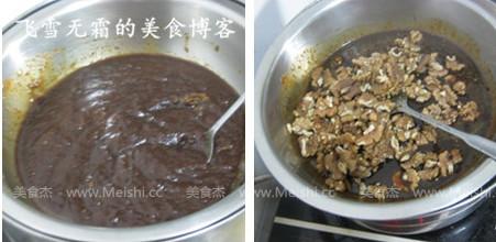 核桃红枣阿胶糕的简单做法