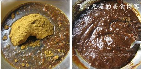 核桃红枣阿胶糕的做法图解