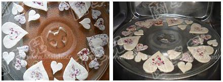 心心相印玫瑰酥的简单做法