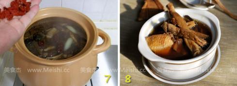 野山菌鸡汤怎么吃