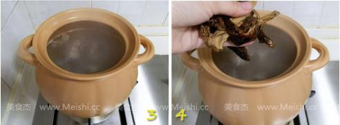 野山菌鸡汤的家常做法
