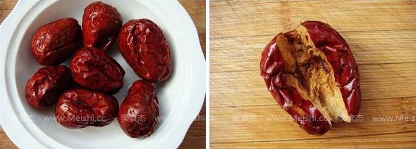 红枣酿苦瓜的做法大全