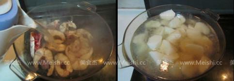 山药黑鱼汤的简单做法