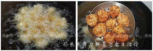 私家米饭丸子怎么吃