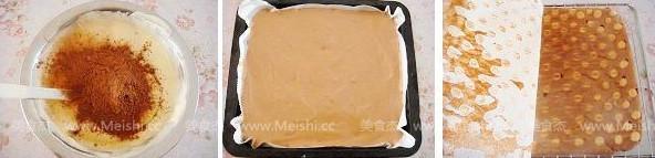 奶油斑点蛋糕卷的简单做法