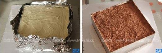 提拉米苏蛋糕怎么炖