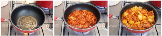 韩式红烧鸡的做法图解