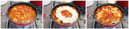 韩式红烧鸡的家常做法