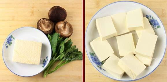 北菇烧豆腐的做法大全