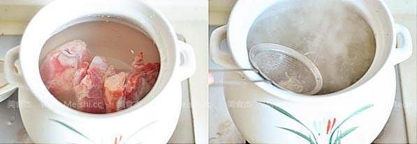 筒骨海鲜火锅的做法图解
