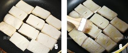 红烧千页豆腐的家常做法