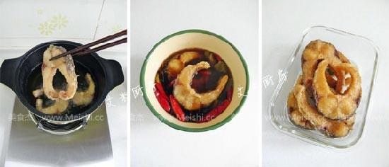 五香熏鱼的家常做法