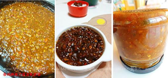 香辣牛肉酱的简单做法