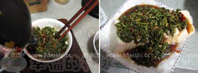香椿拌豆腐的家常做法