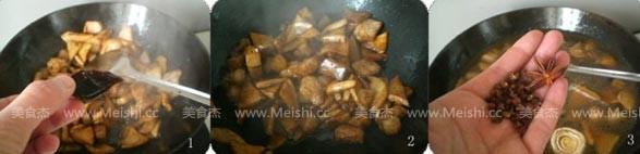 萝卜干黄豆烧肉的简单做法