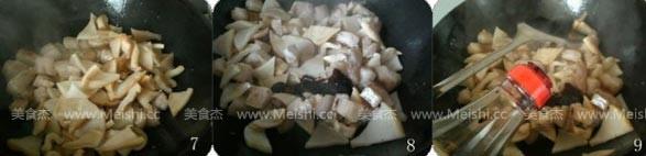 萝卜干黄豆烧肉的家常做法