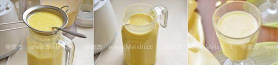 奶香玉米汁的家常做法