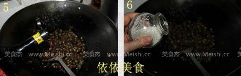 紫苏炒石螺的家常做法