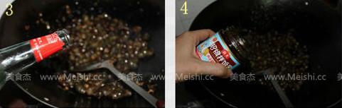 紫苏炒石螺的做法图解