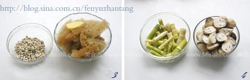 春季时蔬杂素汤的做法图解