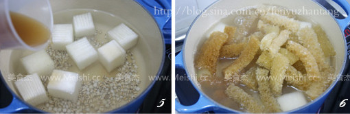 春季时蔬杂素汤的家常做法
