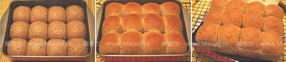 粗粮面包的家常做法