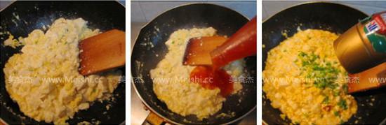 甜辣鸡刨豆腐的家常做法
