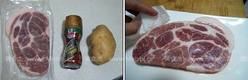 香煎猪排的做法大全
