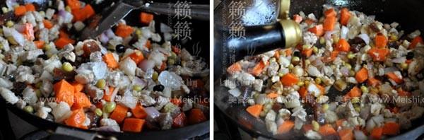 私房卤肉饭的做法图解