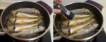 香煎小黄鱼的做法图解