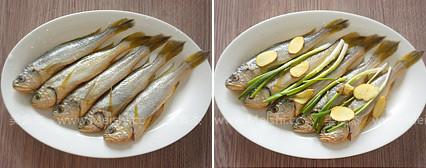 香煎小黄鱼的做法大全
