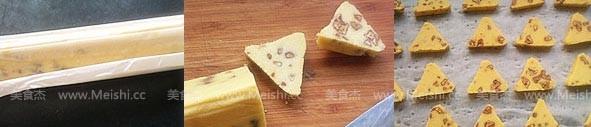 山核桃玉米饼干的家常做法