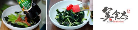 凉拌裙带菜的简单做法