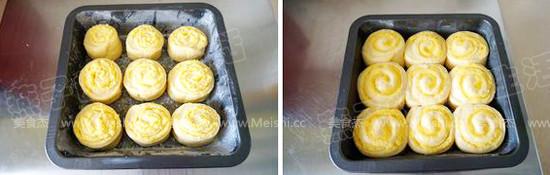 椰蓉面包卷怎么炒