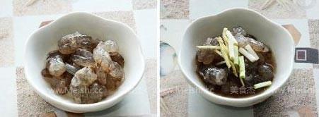 青豆炒虾仁的做法图解