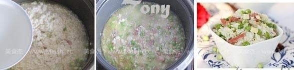 豌豆饭怎么吃