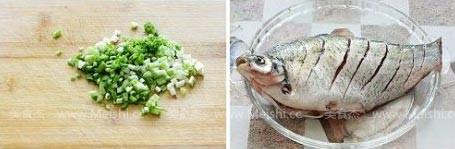 豆豉蒸鱼的家常做法