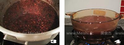 芋圆红豆沙的家常做法