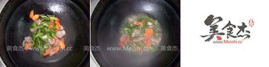 青椒炒肉片的做法图解