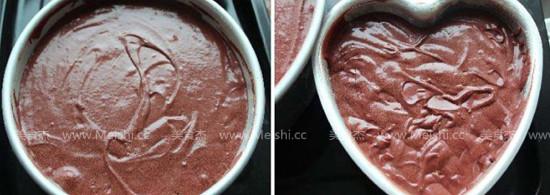 红丝绒蛋糕的家常做法