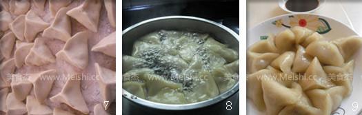 马铃薯饺的家常做法
